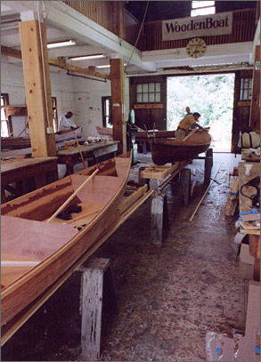 WoodenBoat School