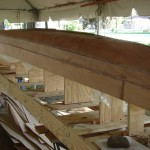 Chautauqua Institute builds a kingfisher